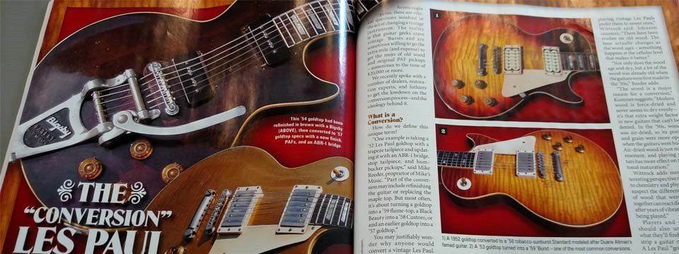 JamCity Featured in Vintage Guitar Magazine